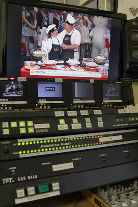 KATH Master Control Room